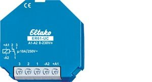 Eltako - 61001601 - Schalt- und Steuerrelais ER61-UC