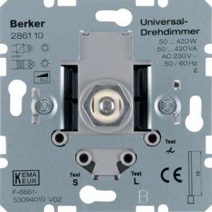 Berker - 286110 - Universal-Drehdimmer