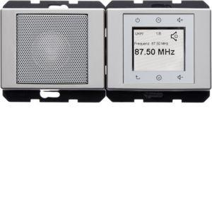 Berker - 28800004 - Radio Touch mit Lautsprecher