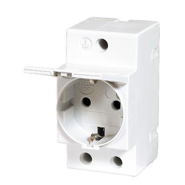 Doepke - 09980698 - Reiheneinbausteckdose RDS 9