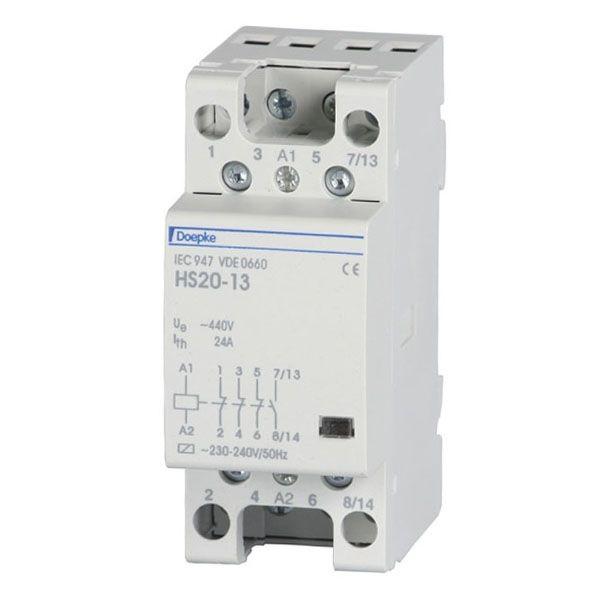 Doepke - 09980422 - Installationsschütz HS 2-230AC/20-40