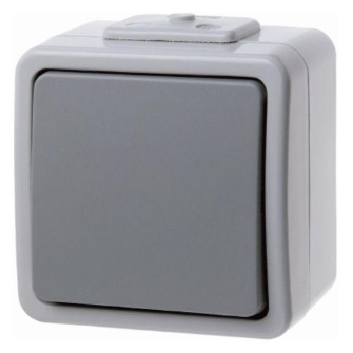 Berker - 307705 - Kreuz-Schalter Aquatec