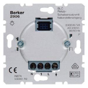 Berker - 2906 - BLC Relais-Schalteinsatz