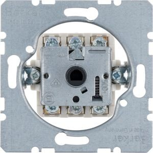 Berker - 3852 - Jalousie-Schlüsselschalter 2-polig