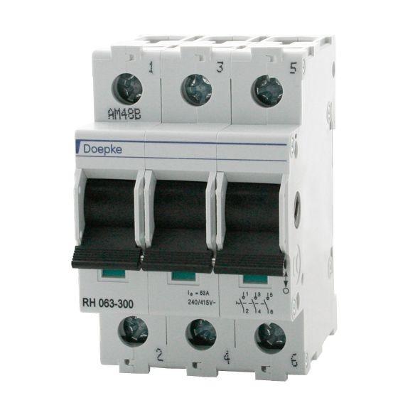 Doepke - 09981062 - Lasttrennschalter RH 063-300