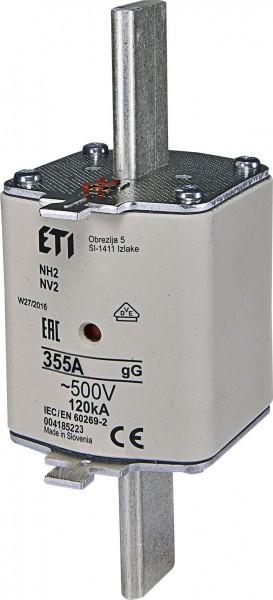 ETI - 004185223 - Sicherung NH2 355A