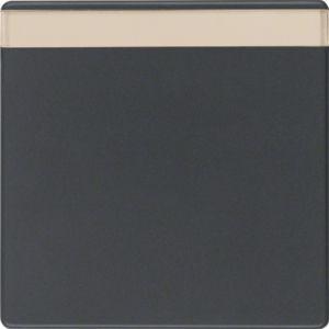 Berker - 16266086 - Flächen-Wippe mit Beschriftungsfeld Q.1/Q.3