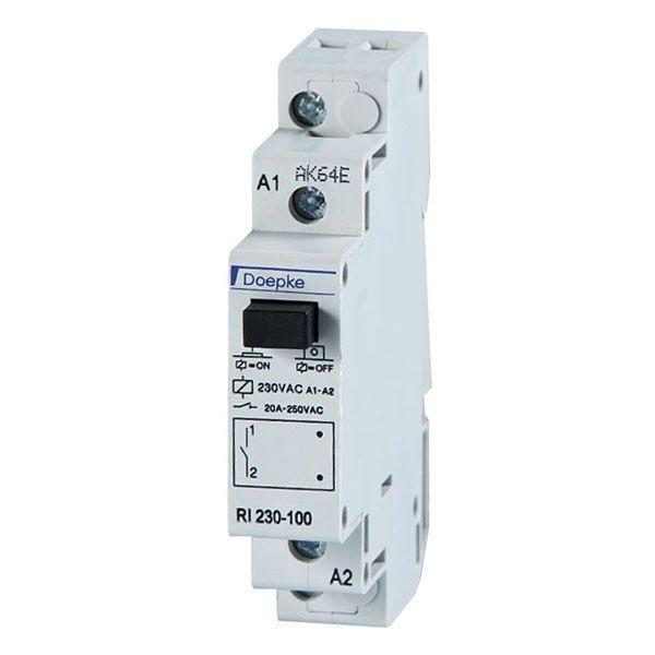 Doepke - 09981007 - Installationsrelais RI 024-110