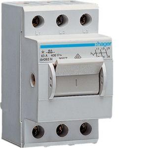 Hager - SH363N - Kompaktschalter