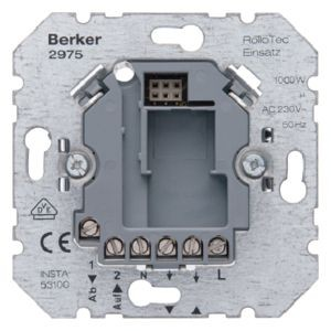 Berker - 2975 - RolloTec Komforteinsatz