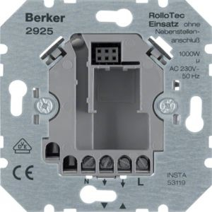 Berker - 2925 - RolloTec Standardeinsatz