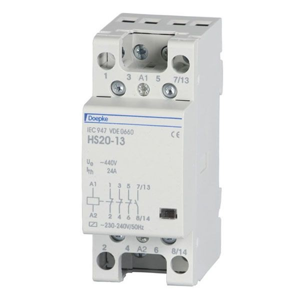 Doepke - 09980431 - Installationsschütz HS 2-230AC/25-22