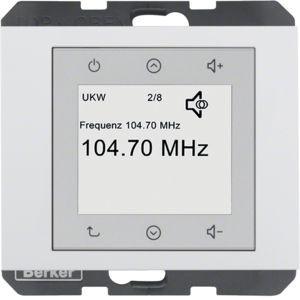Berker - 28847009 - Radio Touch