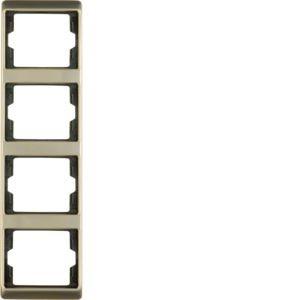 Berker - 13440001 - Rahmen 4-fach