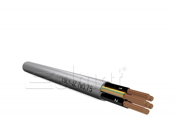 Elmat - 8111143-002 - 100m YSLY-JZ 5x1,5mm²