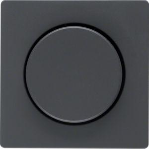 Berker - 11376086 - Zentralstück mit Drehknopf Q.1/Q.3