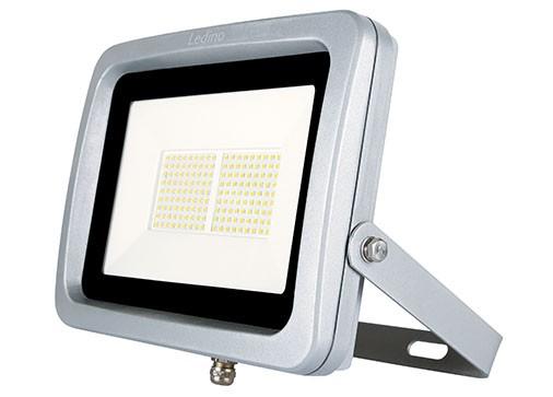 Ledino - 11111004001011 - LED-Strahler Buckow 100W silber