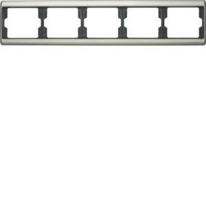 Berker - 13940004 - Rahmen 5-fach waagerecht Arsys