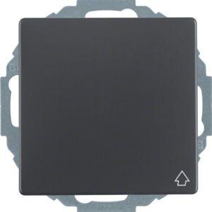 Berker - 47446086 - Steckdose mit Klappdeckel und erhöhtem Berührungsschutz Q.1/Q.3