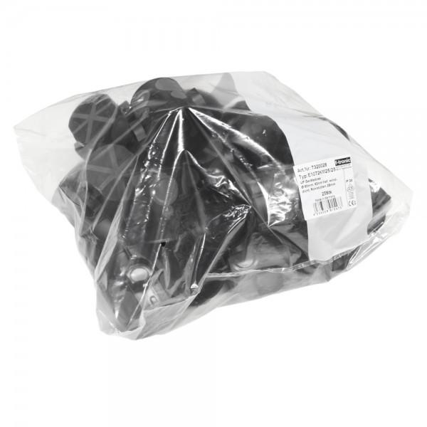 F-Tronic - 7320028_VPE - 25x UP-Geräte-Verbindungsdose E1072K