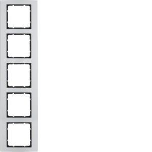 Berker - 10153004 - Rahmen 5-fach B.3
