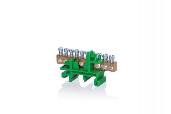 F-Tronic - 7510005 - PE-Schraubklemme PE8S