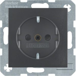 Berker - 47231606 - Steckdose mit erhöhtem Berührungsschutz