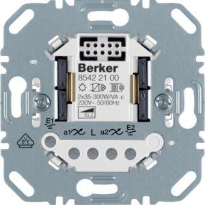 Berker - 85422100 - Universal-Tastdimmer 2-fach
