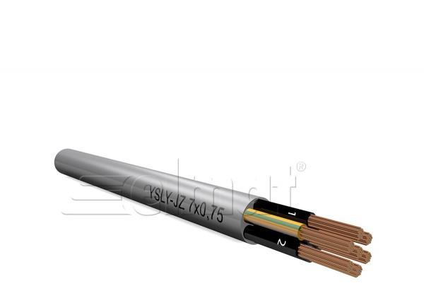 Elmat - 8111102-002 - 100m YSLY-JZ 3x0,75mm²