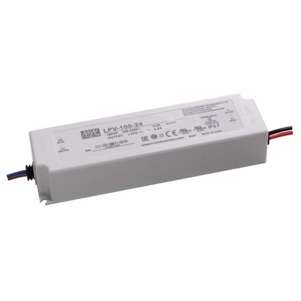 Meanwell - LPV-100-24 - LED-Netzgerät 24V 100W