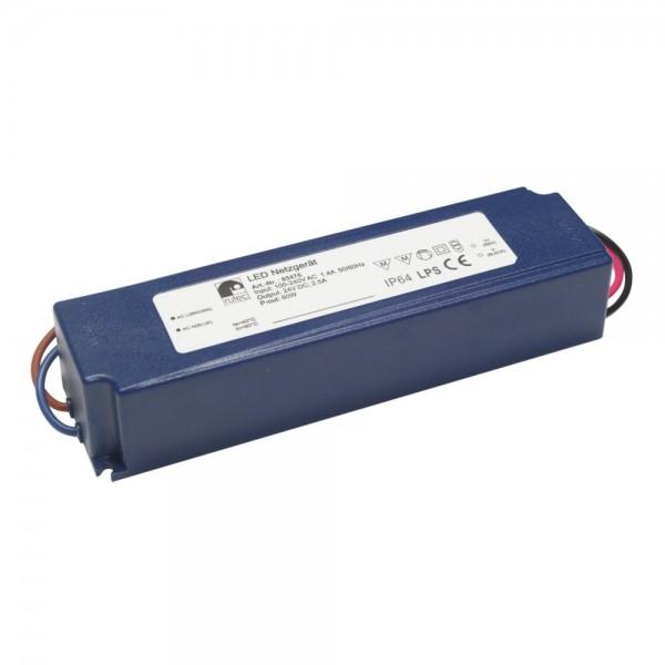 Rutec - 85376 - LED-Netzgerät 24V 60W