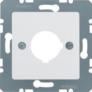 Berker - 143209 - Zentralstück für Melde- und Befehlsgerät Ø22,5mm