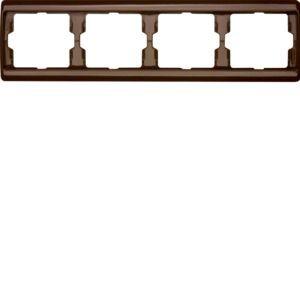 Berker - 13830001 - Rahmen 4-fach