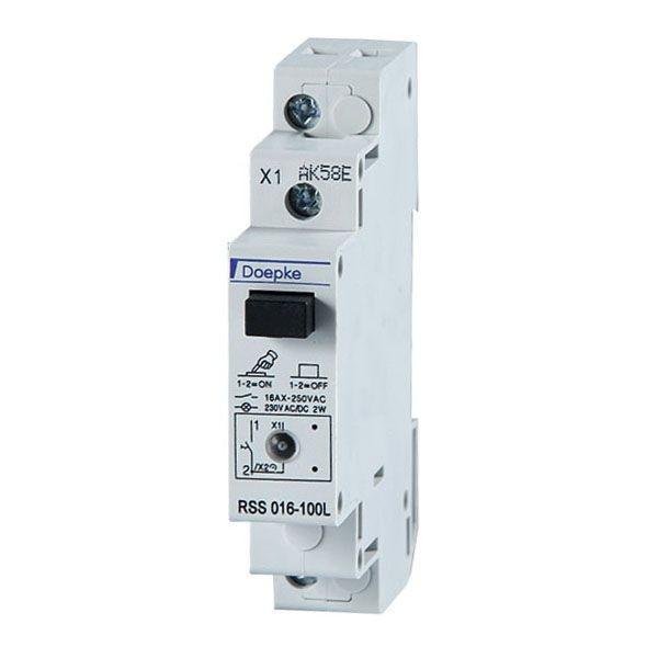 Doepke - 09981075 - Steuerschalter RSS 016-100L