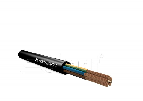 Elmat - 1031003-002 - 100m H05RR-F 2x0,75mm²