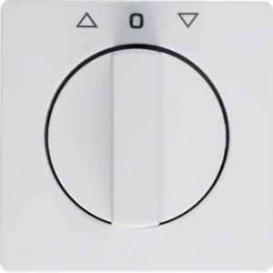 Berker - 10806089 - Zentralstück mit Drehknopf für Jalousie-Drehschalter