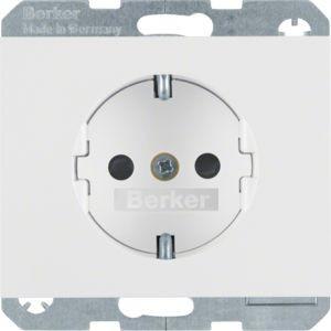 Berker - 47357009 - Steckdose mit erhöhtem Berührungsschutz