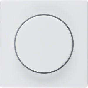 Berker - 11376089 - Zentralstück mit Regulierknopf für Drehdimmer