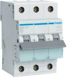 Hager - MBN332 - Leitungsschutzschalter