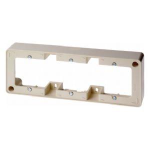 Berker - 10310002 - Aufputz-Rahmen 3-fach