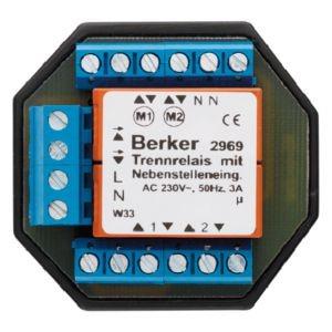 Berker - 2969 - RolloTec Trennrelais