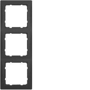 Berker - 10139949 - Rahmen 3-fach S.1
