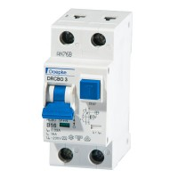 Doepke - 09932104 - FI-/LS-Kombination DRCBO 3 B16/0,03/1N-A