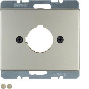 Berker - 10710104 - Zentralstück für Melde- und Befehlsgerät Ø22,5mm