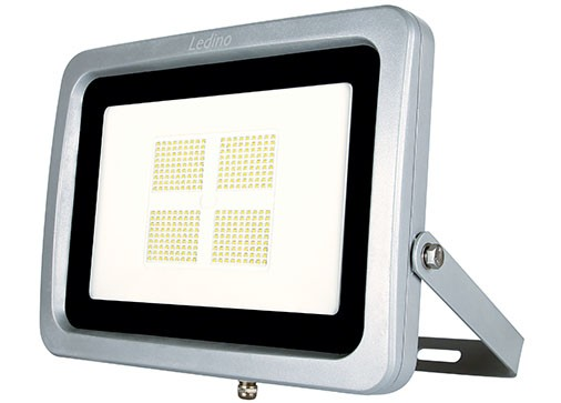 Ledino - 11112004001011 - LED-Strahler Buckow 200W silber