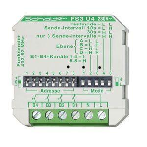 Schalk - FS3U49 - Funk-Sender