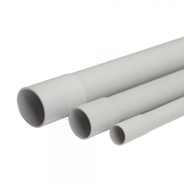 000007_VPE - 38m PVC-Installationsrohr starr M32