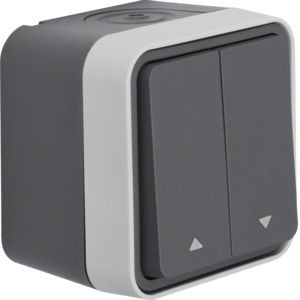Berker - 30753525 - Jalousie-Serienschalter W.1