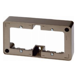Berker - 10309011 - Aufputz-Rahmen 2-fach