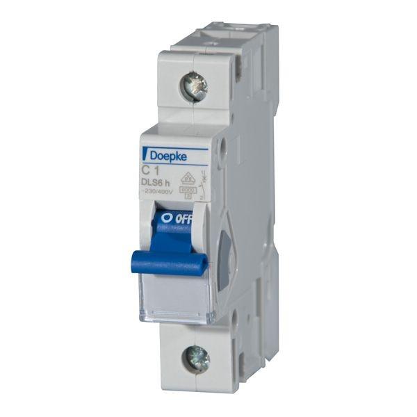 Doepke - 09914201 - Leitungsschutzschalter DLS 6H C10-1